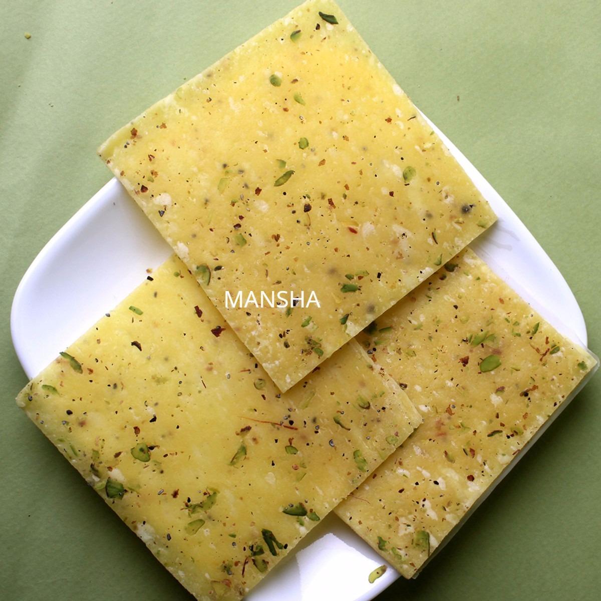Dryfruit Pineapple Halwa