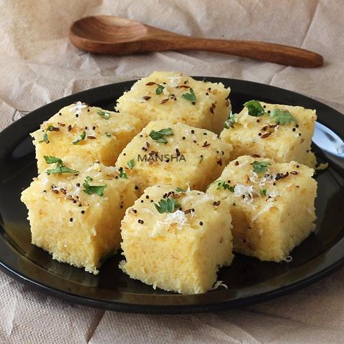 cheese dhokla (1)