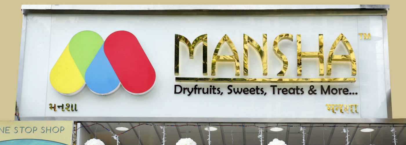 Mansha sweet shop