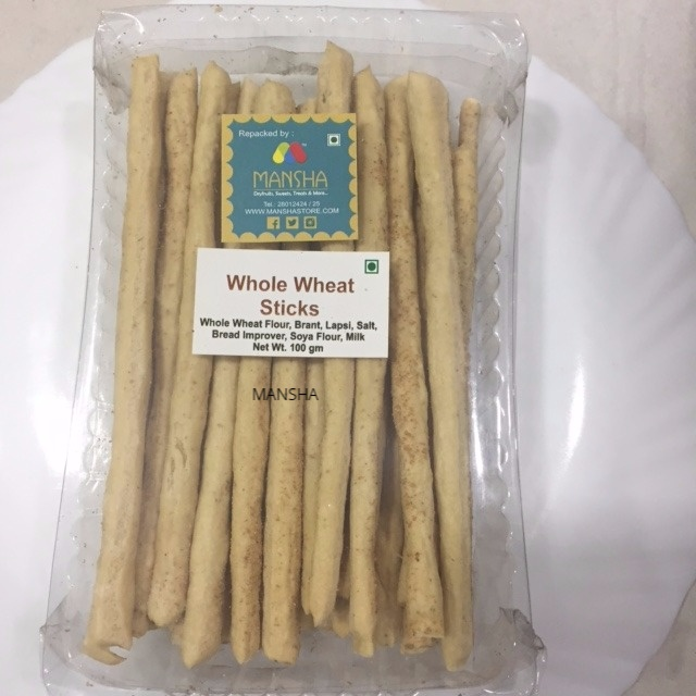 whole wheat stick