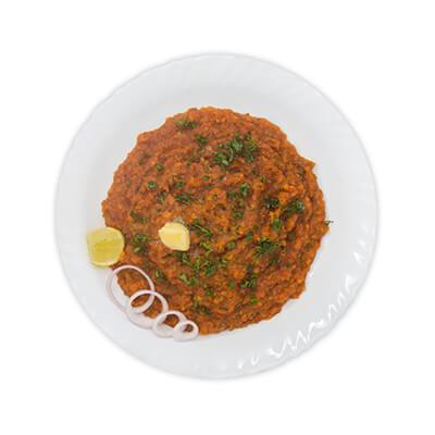 bhaji for pav regular