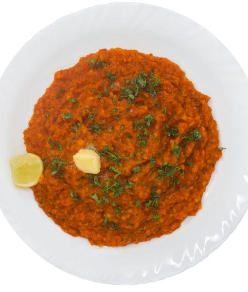 jain bhaji for pav