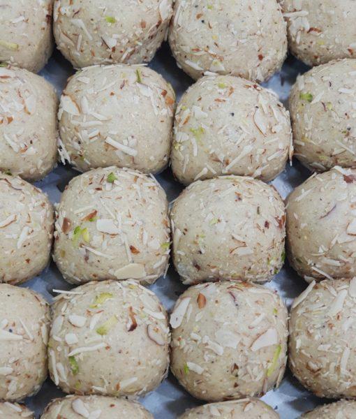 oats laddu